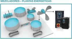 Eura Drives: Para plantas energéticas