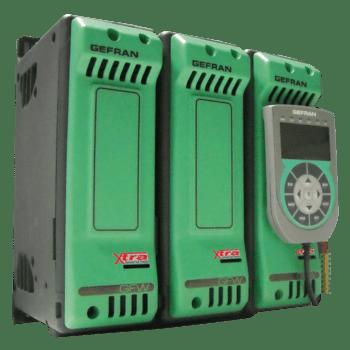Gefran presenta los controladores de potencia evolucionados serie XTRAtm, solución exclusiva en ámbito industrial con protección ultra-rápida contra sobrecorrientes incorporada.