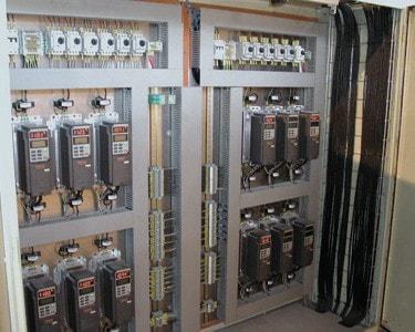 Instalación variadores Fuji Frenic G11