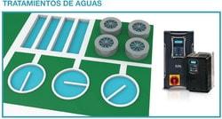 Eura Drives: Para el sector de tratamiento de aguas