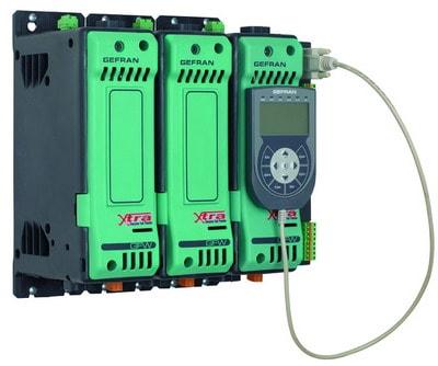 Industria 4.0 Controladores de potencia Gefran